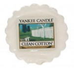 Yankee Candle CLEAN COTTON wosk