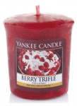 Yankee Candle BERRY TRIFLE świeca sampler