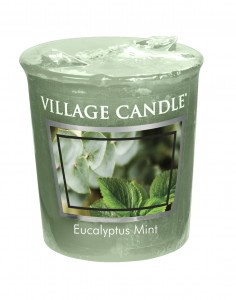 Village Candle EUCALYPTUS MINT świeca votive