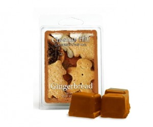 Wosk zapachowy CHESTNUT HILL CANDLE  Gingerbread