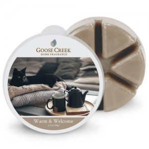 Goose Creek WARM & WELCOME wosk