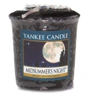 Yankee Candle MIDSUMMER'S NIGHT świeca sampler