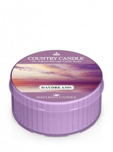 Country Candle DAYDREAMS daylight