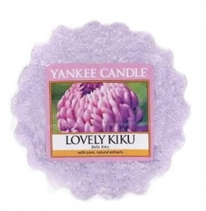 Yankee Candle LOVELY KIKU wosk