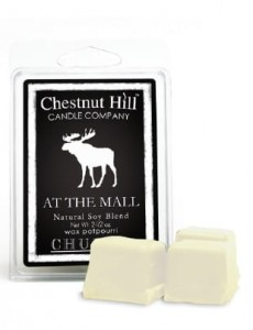 Wosk zapachowy KOSTKA CHESTNUT HILL CANDLE  At the mall