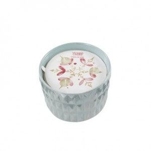 Yankee Candle WINTER WISH Sparkling Wine tumbler Outlet
