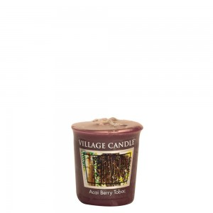 Village Candle Acai Berry Tobac świeca votive sampler