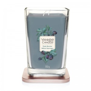 Yankee Candle ELEVATION Dark berries  Świeca duża