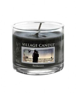 Village Candle RENDEZVOUS mini glass