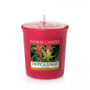 Yankee Candle TROPICAL JUNGLE świeca sampler