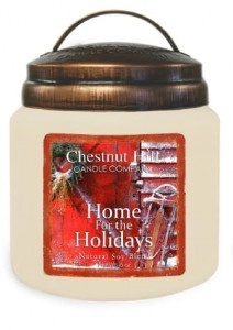 Chestnut Hill Candle Home for the holidays świeca zapachowa