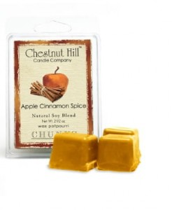 Chestnut Hill Candle APPLE CINNAMON SPICE wosk zapachowy