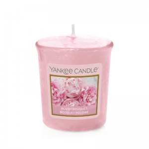 Yankee Candle BLUSH BOUQUET świeca sampler votive