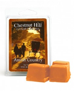 Chestnut Hill Candle AMISH COUNTRY KOSTKA wosk zapachowy