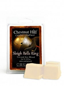 Chestnut Hill Candle SLEIGH BELLS RING KOSTKA wosk zapachowy