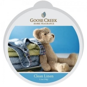 Goose Creek Candle SOFT LINEN BREEZE wosk zapachowy