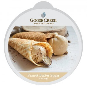 Goose Creek Candle PEANUT BUTTER SUGAR wosk zapachowy
