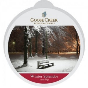 Goose Creek Candle WINTER SPLENDOR wosk zapachowy