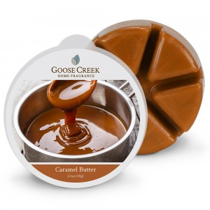 Goose Creek Candle CARAMEL BUTTER wosk zapachowy