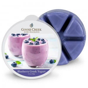 Goose Creek Candle Blueberry Greek Yogurt wosk zapachowy