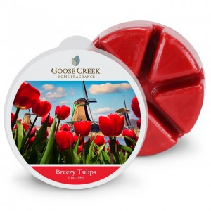Goose Creek Candle Breeze Tulips wosk zapachowy