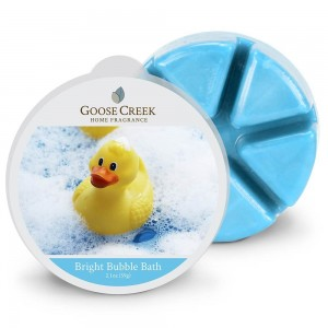 Goose Creek Candle Bright Bubble Bath wosk zapachowy