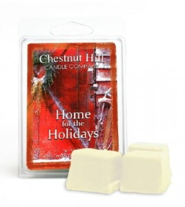 Chestnut Hill  Kostka HOME FOR THE HOLIDAYS wosk zapachowy