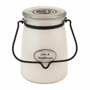 Milkhouse Candle Lilac & Wildflowers Świeca Butter Jar