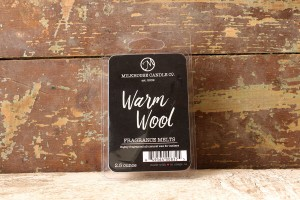 Milkhouse Candle Warm Wool wosk zapachowy