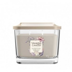 Yankee Candle Elevation Sunlight Sands Świeca Trzyknotowa