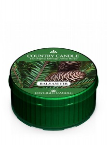 Country Candle BALSAM FIR