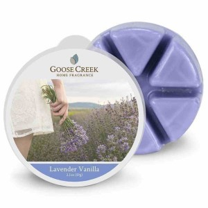 Goose Creek Candle Lavender Vanilla wosk zapachowy
