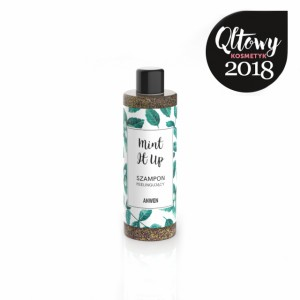 Anwen Szampon peelingujący Mint it up 200 ml