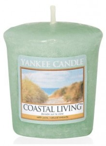 Yankee Candle COASTAL LIVING świeca sampler