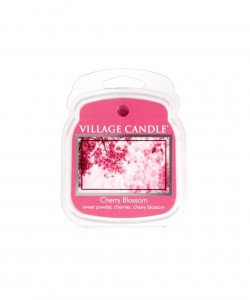 Village Candle Cherry Blossom wosk zapachowy