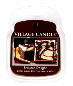 Village Candle Brownie Delight wosk zapachowy