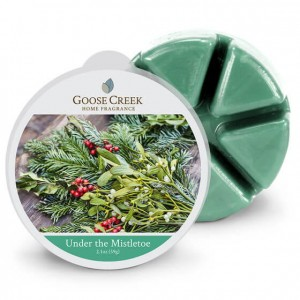 Goose Creek Candle Under the Mistletoe wosk zapachowy
