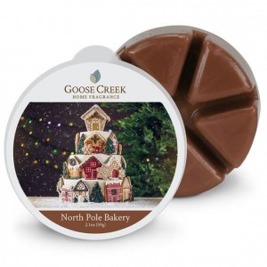 Goose Creek Candle North Pole Bakery wosk zapachowy