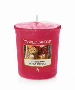 Yankee Candle After Sledding świeca sampler 49 g