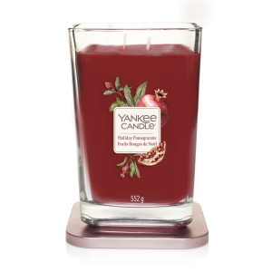 Yankee Candle Elevation Holiday Pomegranate świeca zapachowa