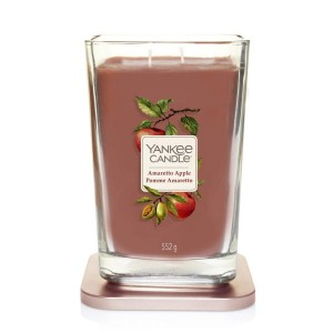 Yankee Candle Elevation Amaretto Apple świeca duża