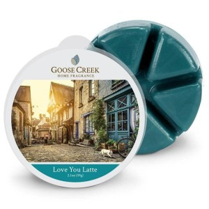 Goose Creek Candle Love you Latte Kostka wosk zapachowy