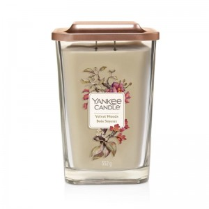 Yankee Candle Elevation Velvet Woods świeca duża