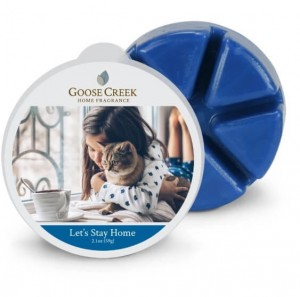 Goose Creek Candle Let's stay Home Kostka wosk zapachowy