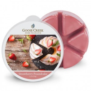 Goose Creek Candle Strawberry Pound Cake wosk zapachowy