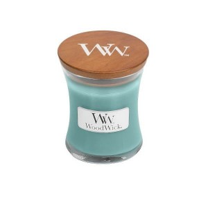 Woodwick Blue Java Banana Świeca Core Mała
