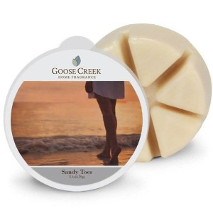 Goose Creek Candle Sandy Toes Wosk Zapachowy Kostka