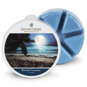 Goose Creek Candle Moonlit Coconut Wosk Zapachowy Kostka