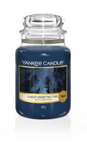 Yankee Candle A Night Under The Stars świeca zapachowa