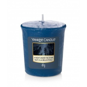 Yankee Candle A Night Under the Stars świeca sampler votive